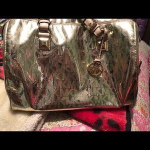 MK briefcase bag